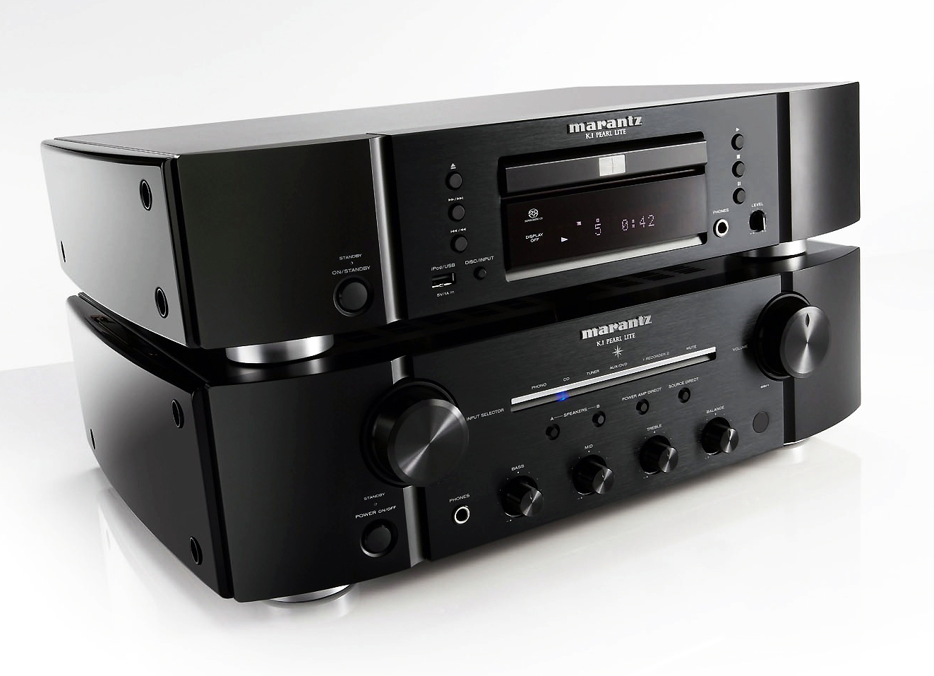 reproductor de super audio cd marantz sa ki pearl lite sarte audio. Black Bedroom Furniture Sets. Home Design Ideas