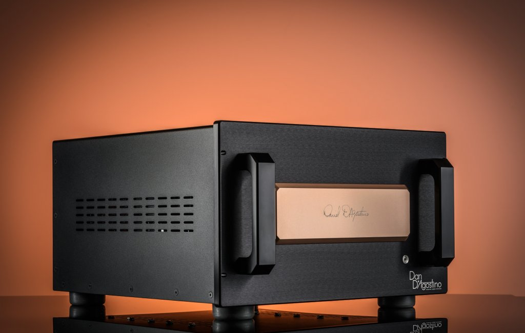 D'Agostino Master Audio Systems Classic Stereo