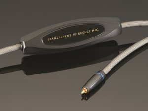 Cable Transparent Audio Reference MM2 RCA Interconnect